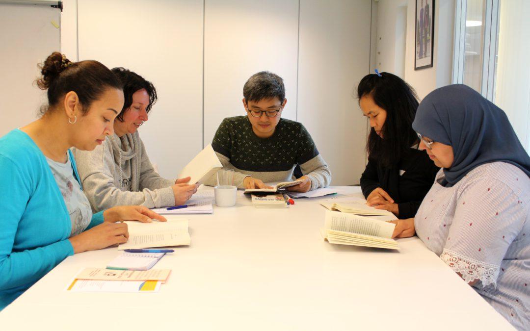 Donderdag 19 april: Workshop Samenlezen in Ternat + Netwerkmoment + Bibcharter