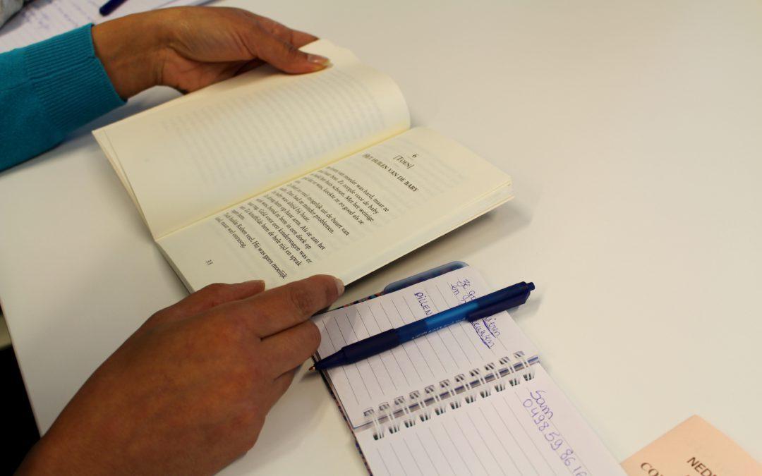 Workshops op 2 oktober: Hoe start je met een samenleesgroep met anderstaligen? Welke teksten zijn er voor deze doelgroep? (Dilbeek)