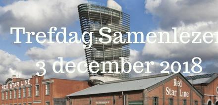 3 december: Trefdag voor begeleiders Samenlezen