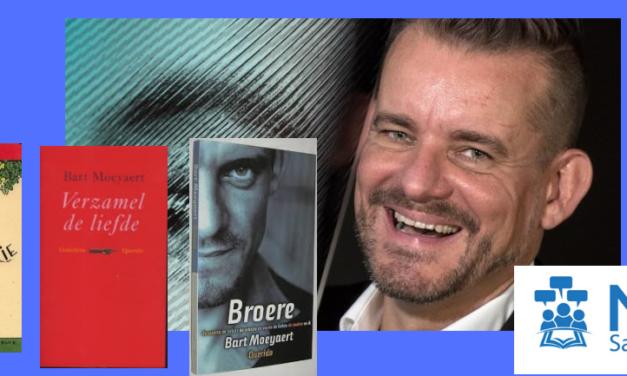 Bart Moeyaert en zijn 'Nobelprijs'