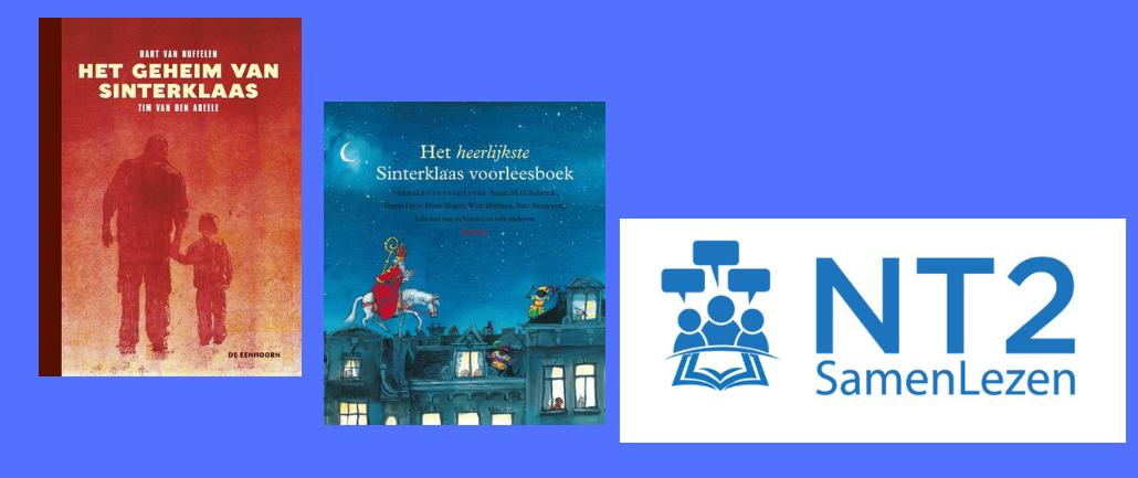 Samenlezen met de S van Sinterklaas