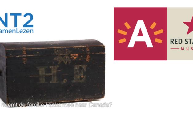 Migreren met een taartvorm en een wafelijzer in je koffer